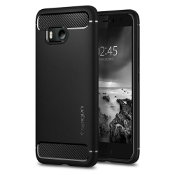 ETUI SPIGEN Rugged Armor do HTC U11