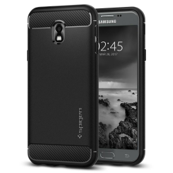 ETUI SPIGEN Rugged Armor do Samsunga Galaxy J3 2017