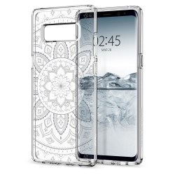 ETUI SPIGEN Liquid Crystal Shine Samsung Galaxy Note 8