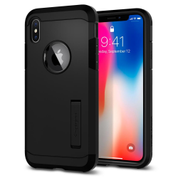 ETUI SPIGEN Tough Armor do iPhone X