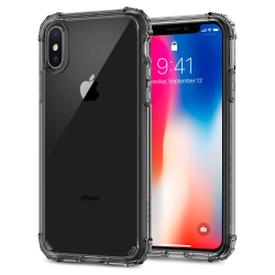 ETUI SPIGEN Crystal Shell do iPhone X