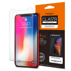 SZKLANA OSŁONA SPIGEN GLAS.tR SLIM do iPhone X