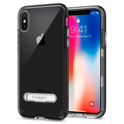 ETUI SPIGEN Crystal Hybrid do iPhone X