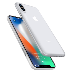 ETUI SPIGEN Air Skin do iPhone X