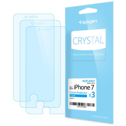 FOLIA SPIGEN Crystal iPhone 8 / 7