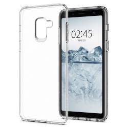 ETUI SPIGEN Liquid Crystal Samsung Galaxy A8 2018