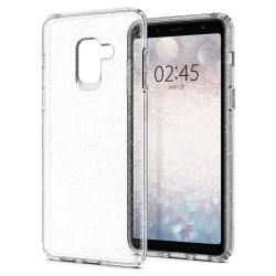 ETUI SPIGEN Liquid Glitter Samsung Galaxy A8 2018