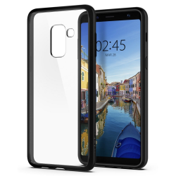ETUI SPIGEN Ultra Hybrid do Samsung Galaxy A8 2018