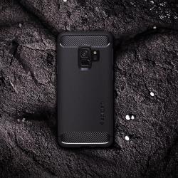 ETUI SPIGEN Rugged Armor do Samsung Galaxy S9