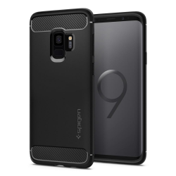 ETUI SPIGEN Rugged Armor do Samsung Galaxy S9