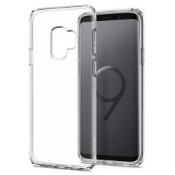 ETUI SPIGEN Liquid Crystal Samsung Galaxy S9